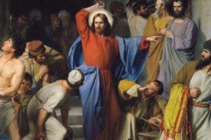 Nouveauté des Editions les Livres Noirs : « le Christ contre l'Avoir » de Camille Mordelynch.