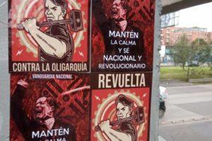 Colombie : Las juventudes gaitanistas vuelven a las calles