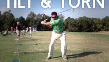 False Turn: Losing Tilt or Tilting Towards the Target in the