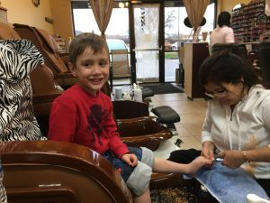 Feminist Parenting and pedis