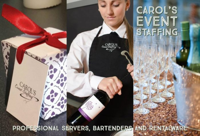Carol's Event Staffing Rebellious Gift Guide