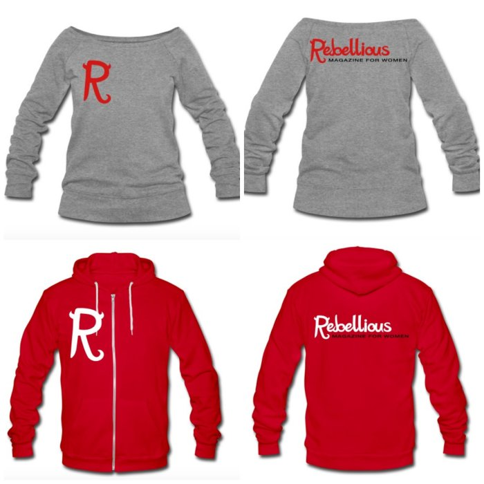 Rebellious Gift Guide swag