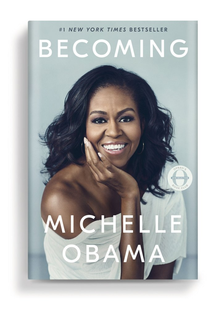 Becoming Michelle Obama women and children first bestseller