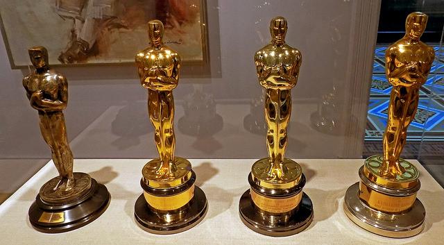 Hepburn's Oscar