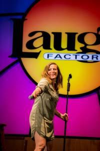 Stephanie Weber comedian