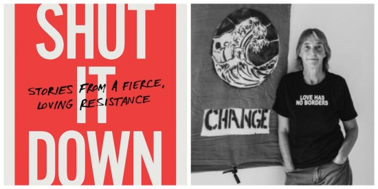 shut it down by lisa fithian rebellious gift guide