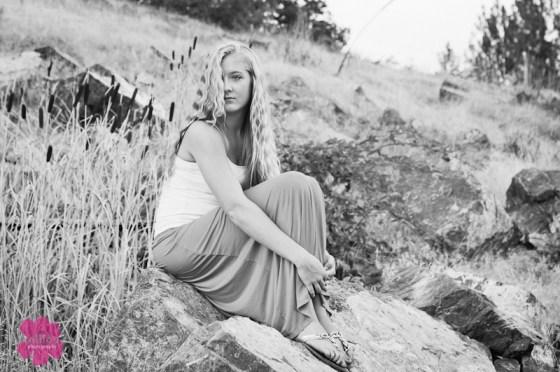 southern oregon senior portrait photographer
