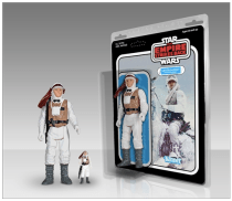 "12"" Kenner Hoth Luke Skywalker"
