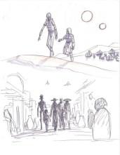 Cad Bane, Boba, Bossk, Embo mfl på Tattooine? - säsong 5 koncept