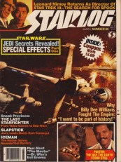 Starlog 80 - Mars 1984