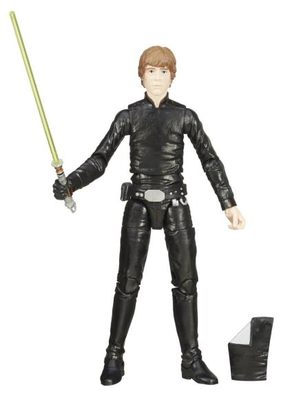 Luke Skywalker Jedi 6""