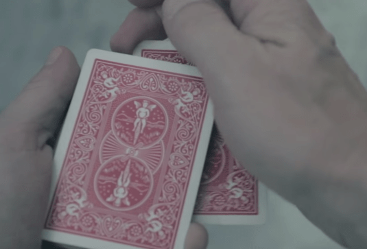CArd trick revealed