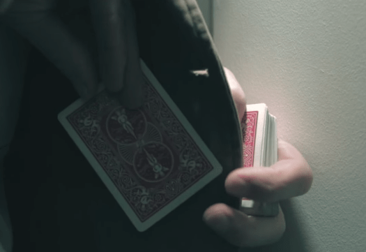 signed card trick