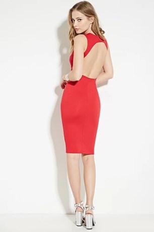 red dress11