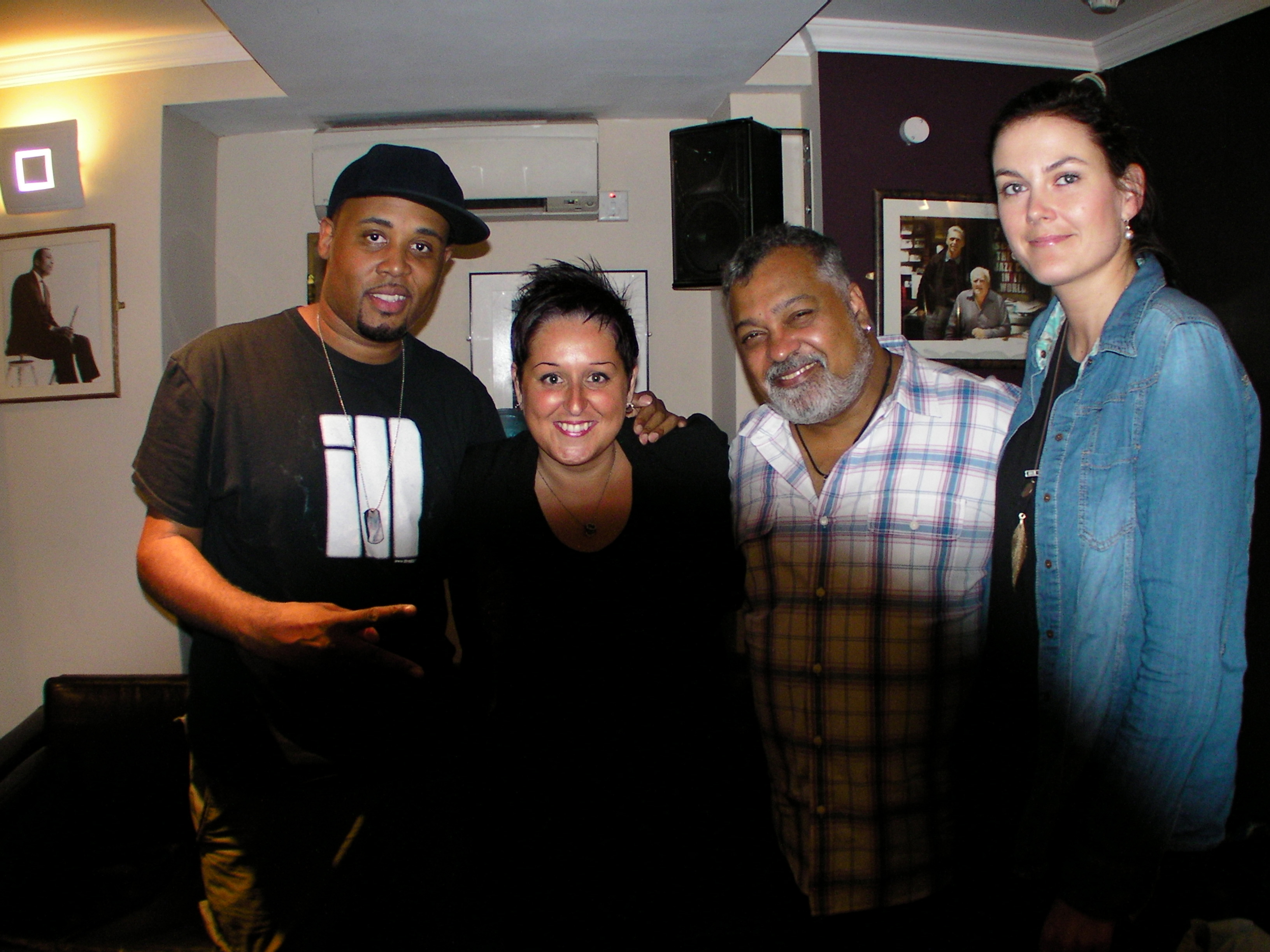 Interview with Bluey of Incognito