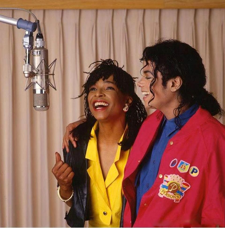 Interview to Siedah Garrett on Michael Jackson