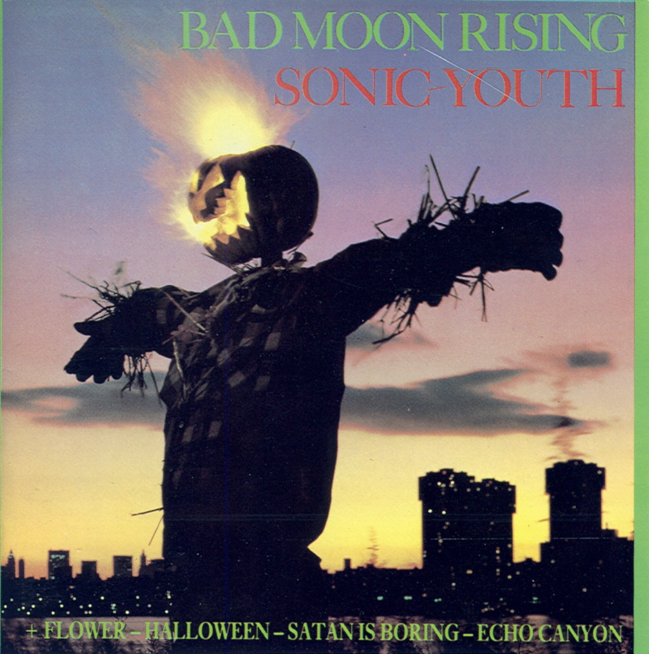CD Review: Bad Moon Rising by Sonic Youth