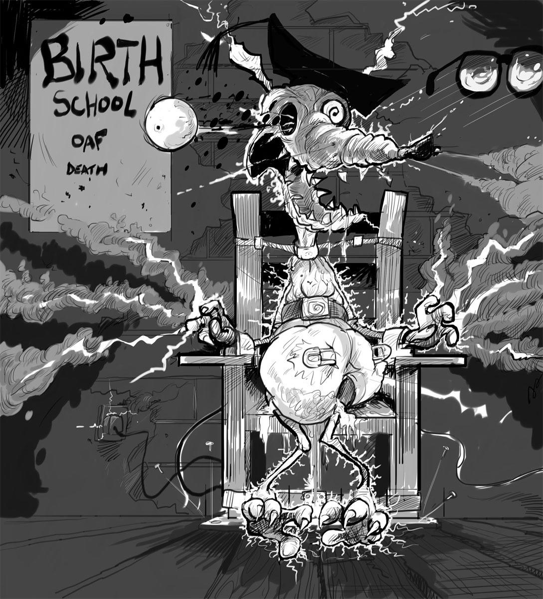 CD Review: Birth, School, Oaf, Death by Oaf