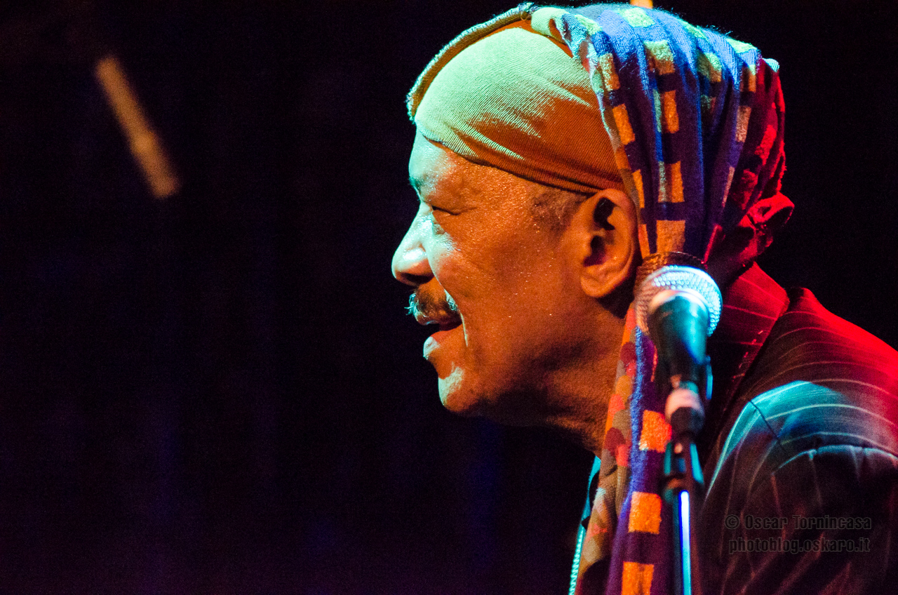 Roy Ayers live @ the Jazz Cafe in Camden