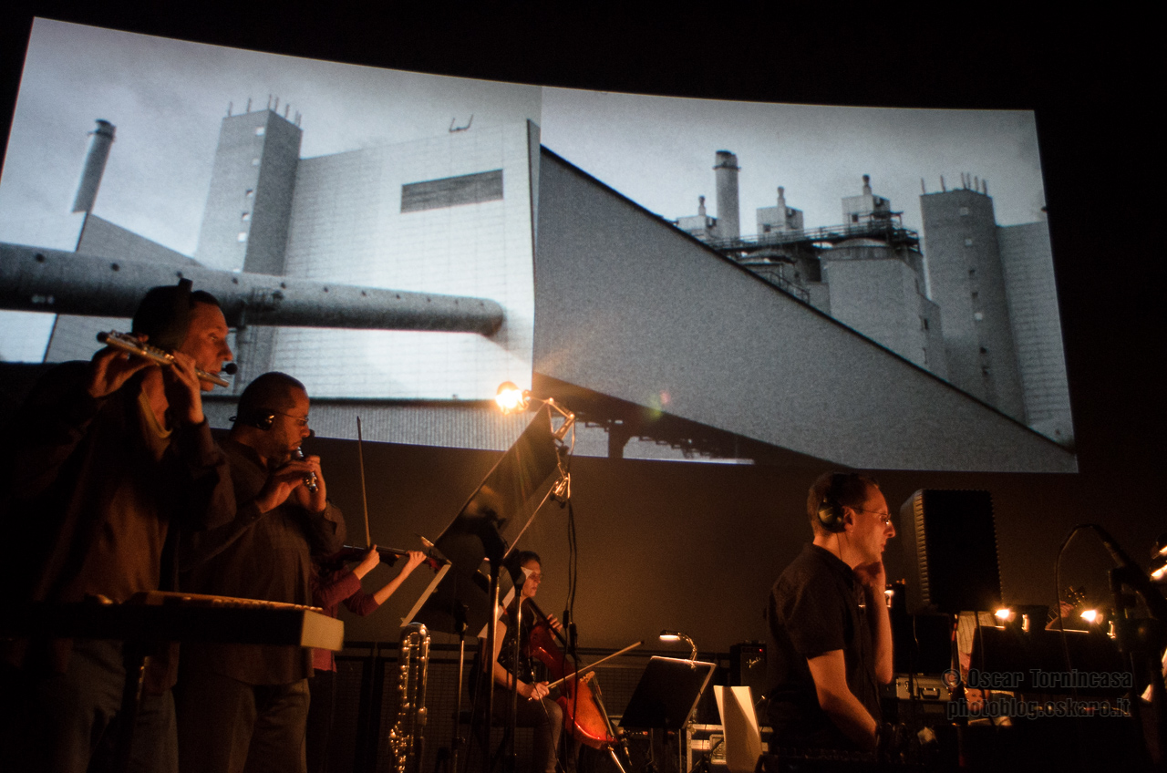 Icebreaker: Kraftwerk Uncovered live @ Science Museum IMAX in London