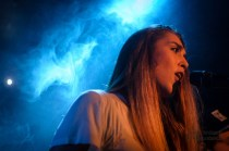 Claire Live photos by Oscar Tornincasa http://photoblog.oskaro.it for rebelrebelmusic.com