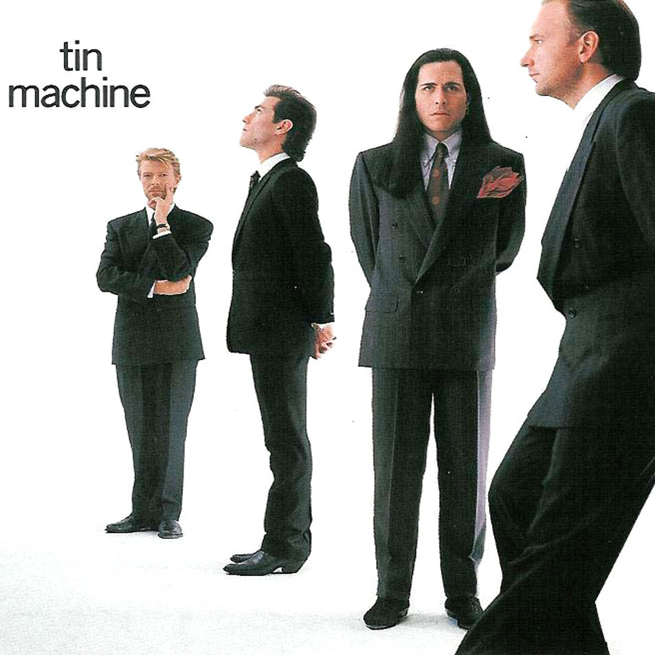 CD Review: Tin Machine by Tin Machine