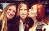 The day Steven Tyler kissed me on the lips: Valentina Leone tells us the incredible story of the day she spent with Aerosmith singer