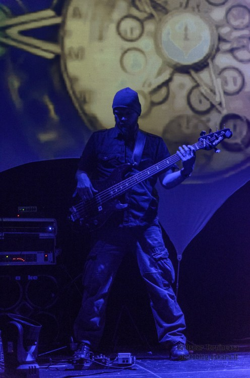 Gazpacho live at the O2 Academy Islington photos by Oscar Tornincasa http://photoblog.oskaro.it for www.rebelrebelmusic.com