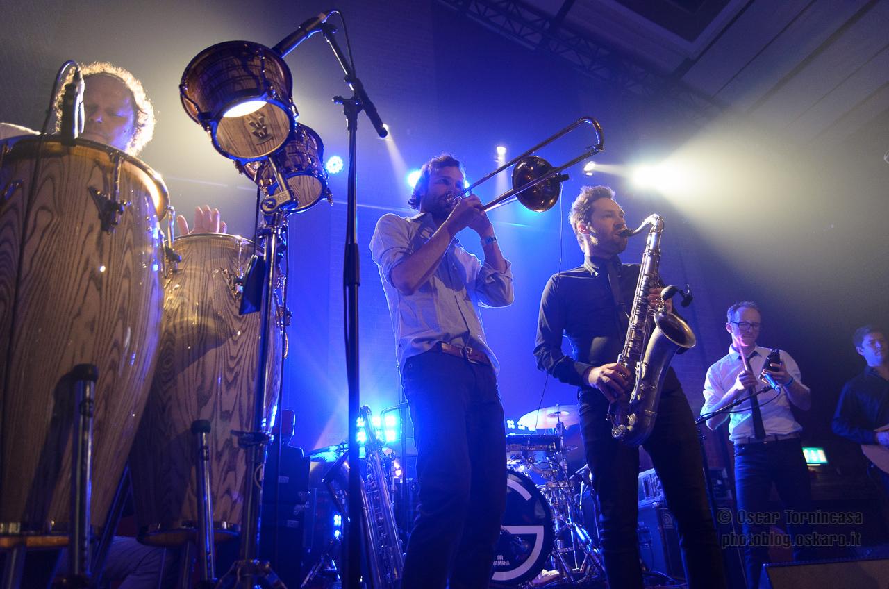Jazzanova live @ Village Underground in London