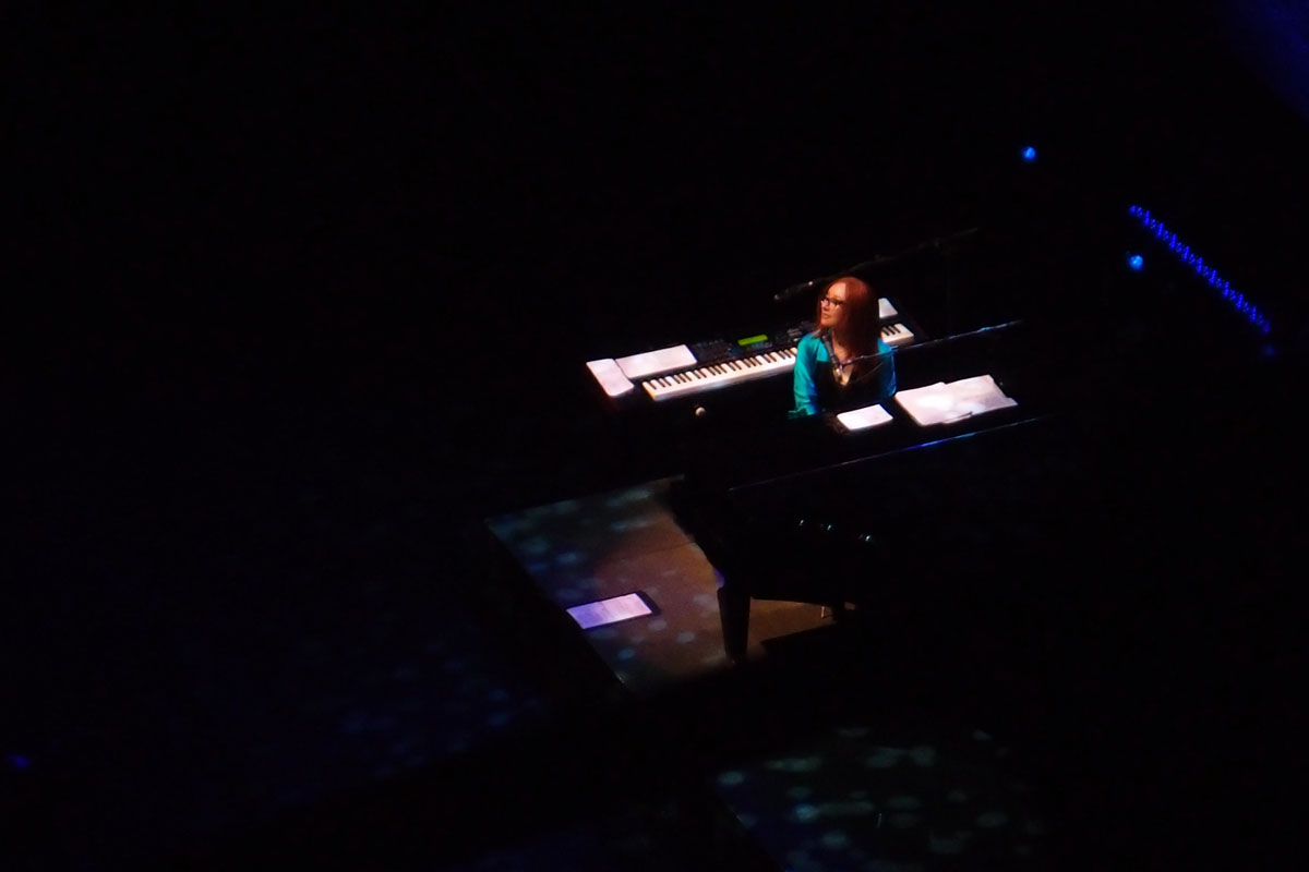 Live review: Tori Amos @ Royal Albert Hall in London