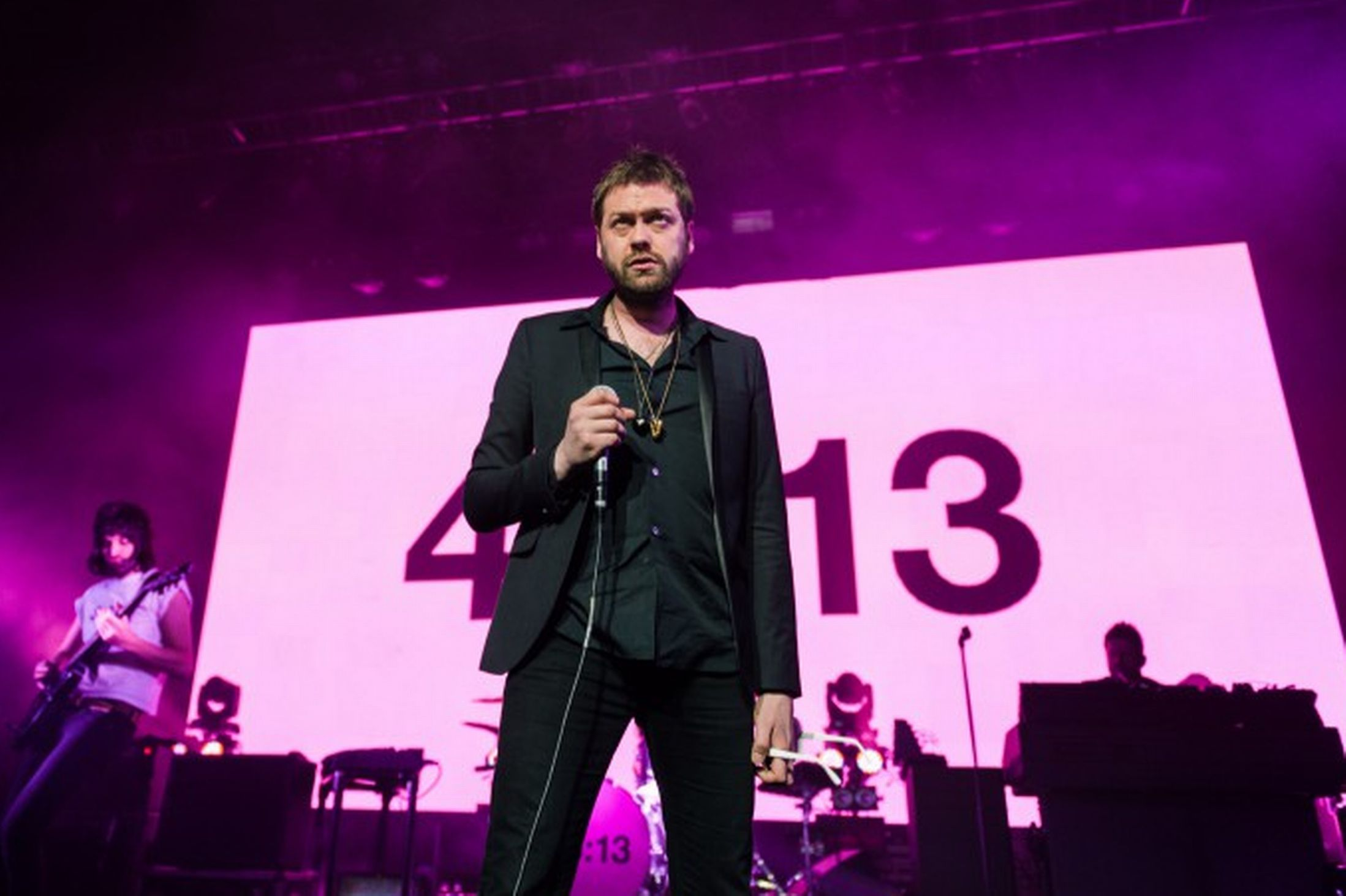 Glastonbury headliners Kasabian announce UK tour with Maccabees as supporting act