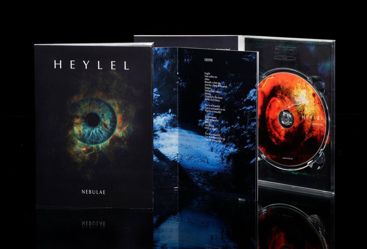 CD Review: Nebulae by Heylel