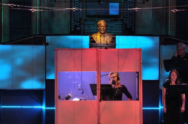 Juliet Stevenson - Photo © BBC/Chris Christodoulou