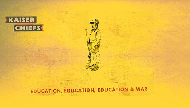 CD Review: Education, Education, Education and War by Kaiser Chiefs