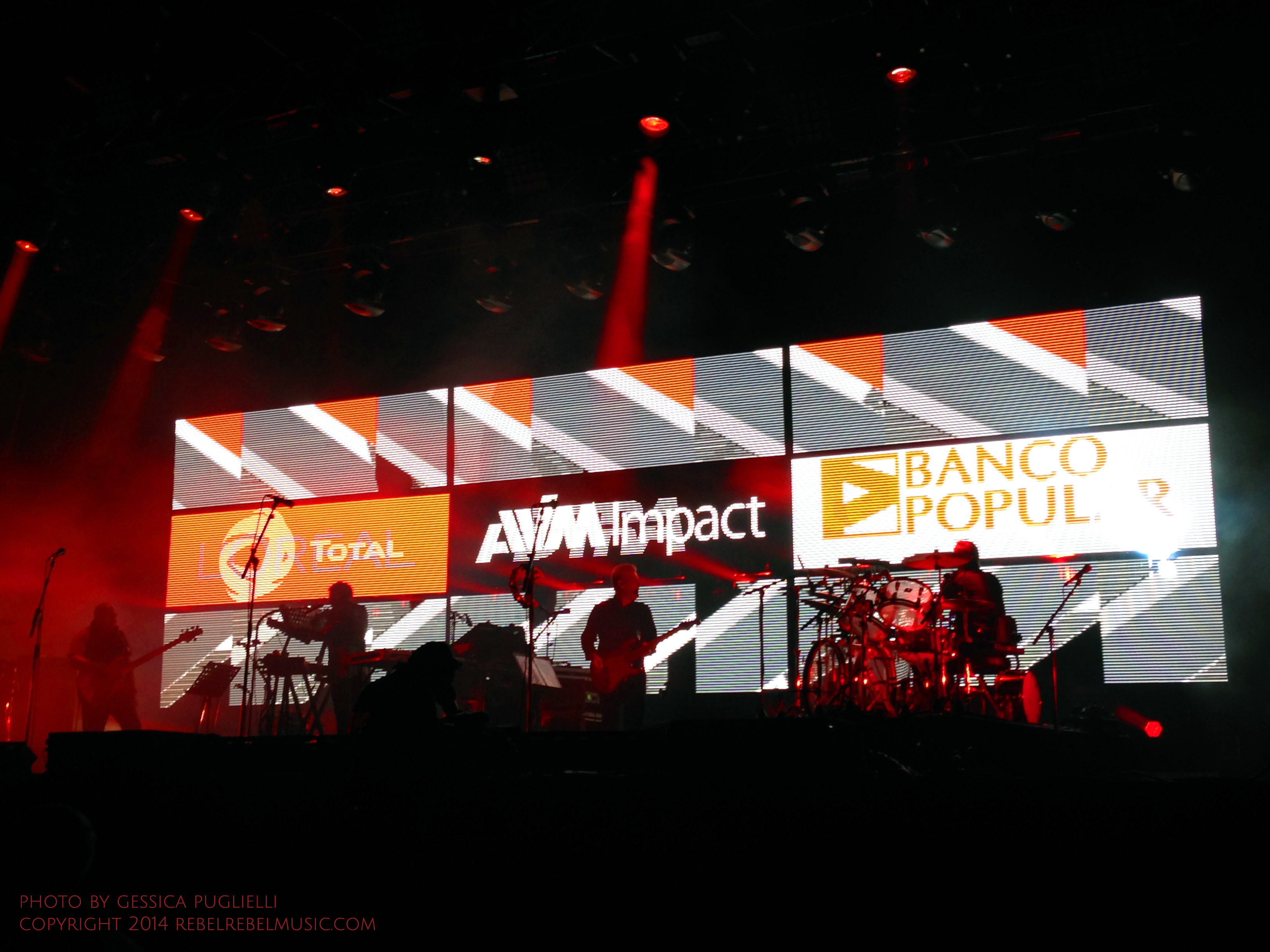 Massive Attack and Grace Jones live at OnBlackheath review
