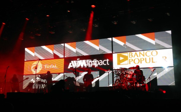 Massive Attack and Grace Jones live at OnBlackheath review