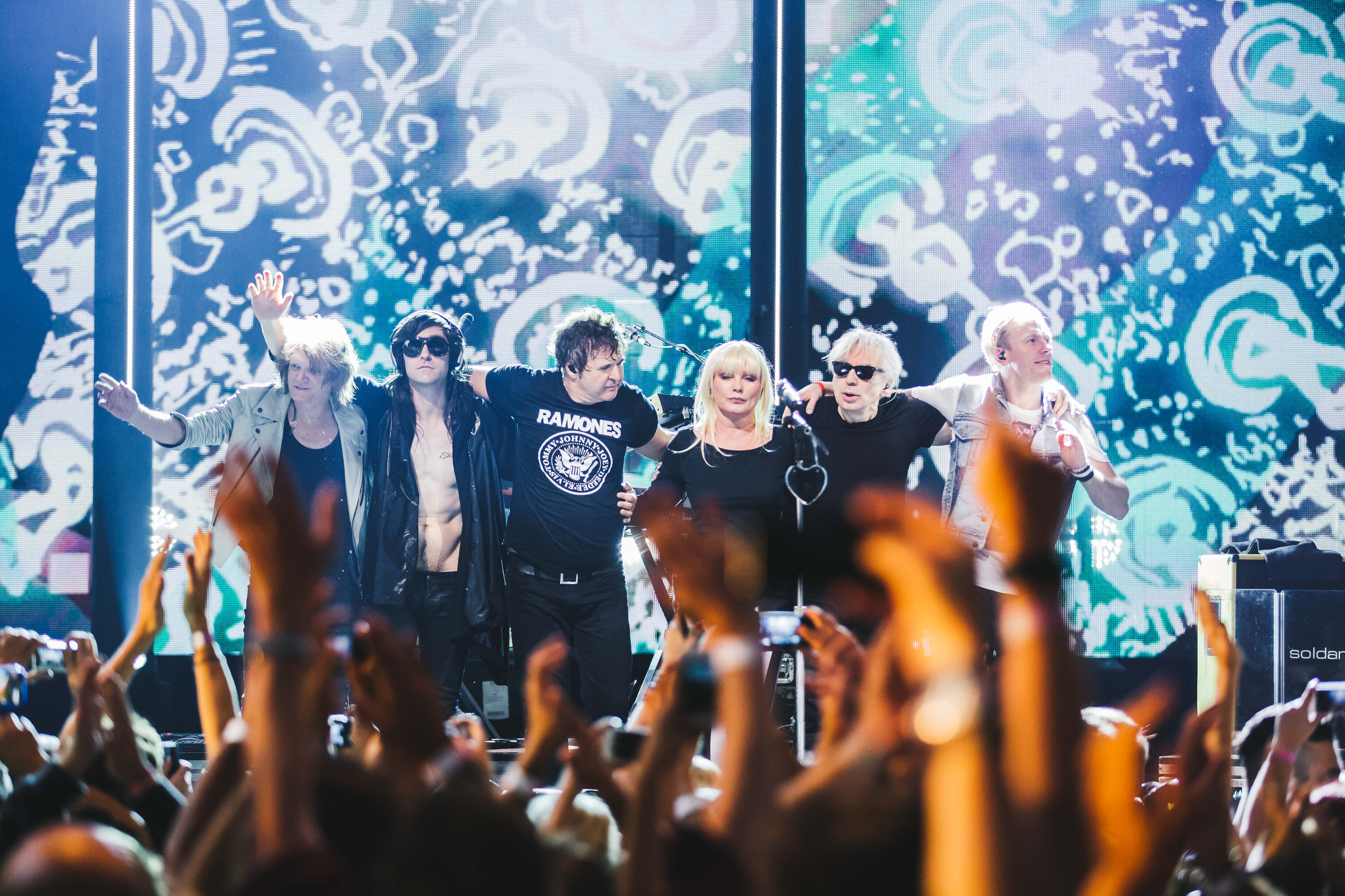 Blondie Blow Away the Roundhouse at iTunes Festival