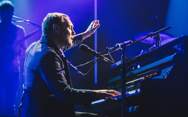 Live review: David Gray at the iTunes Festival 2014