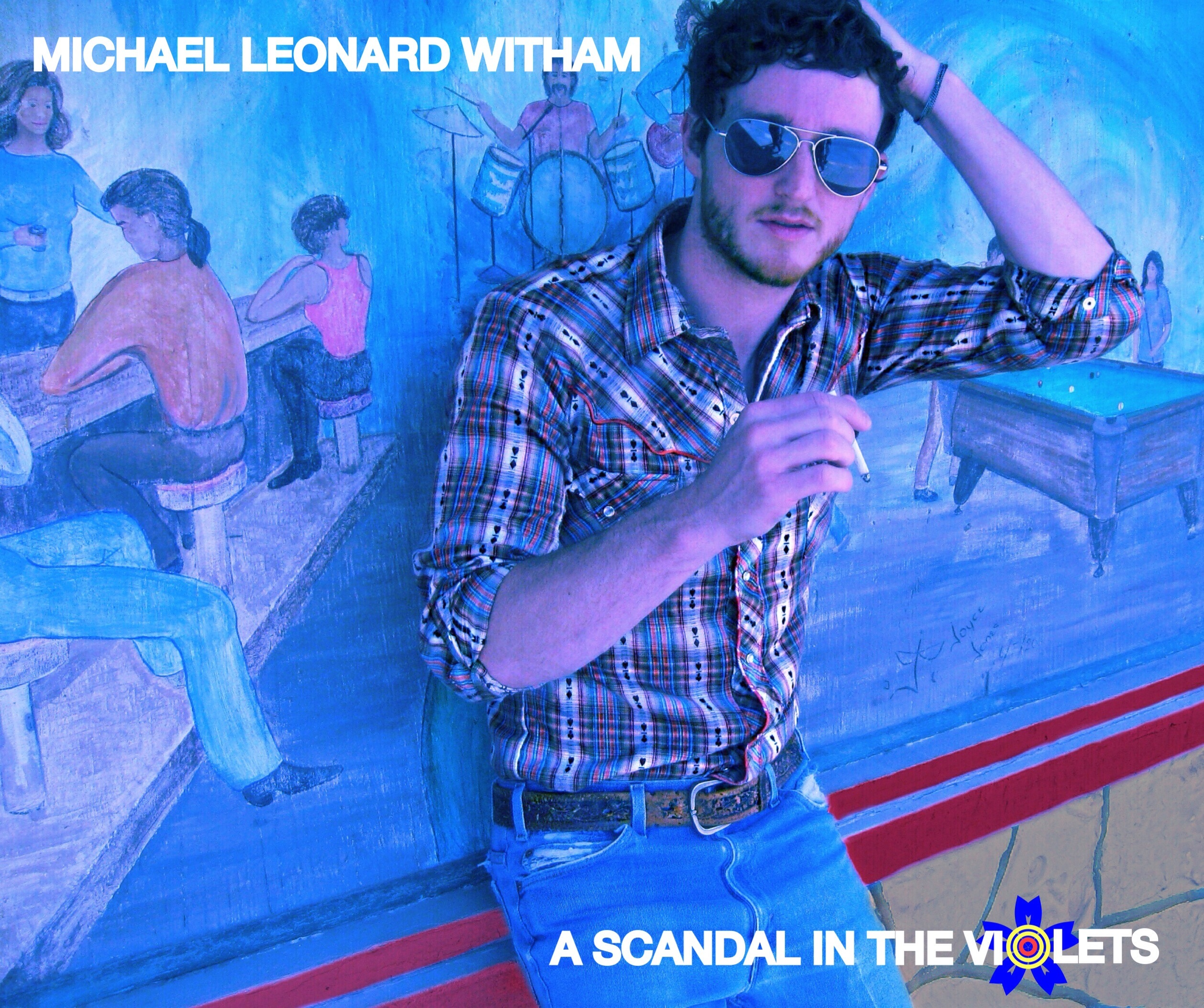 CD Pre-review: A Scandal In The Violets by Michael Leonard Witham