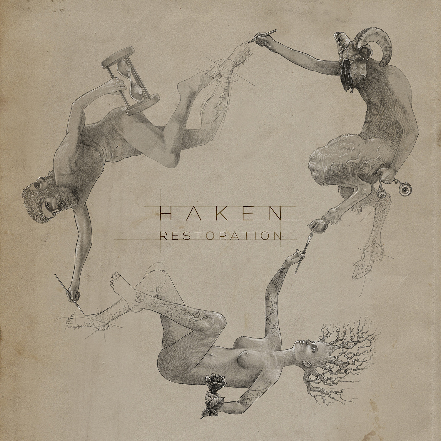EP Pre-review: Restoration by Haken