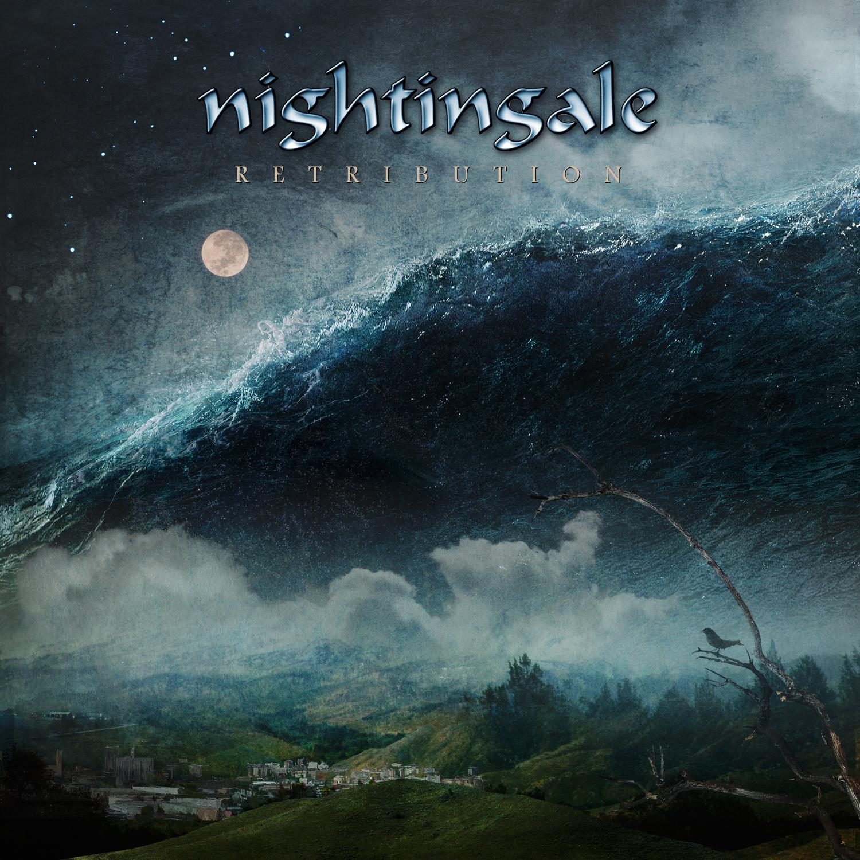 cd pre review  retribution by nightingale  rh   rebelmusic info