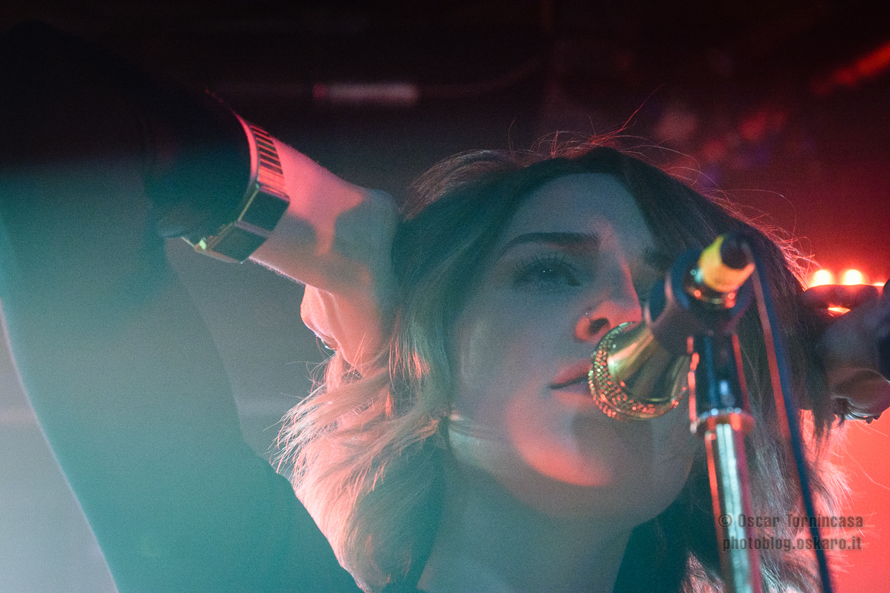 Live review and photos: Indiana at Xoyo in London