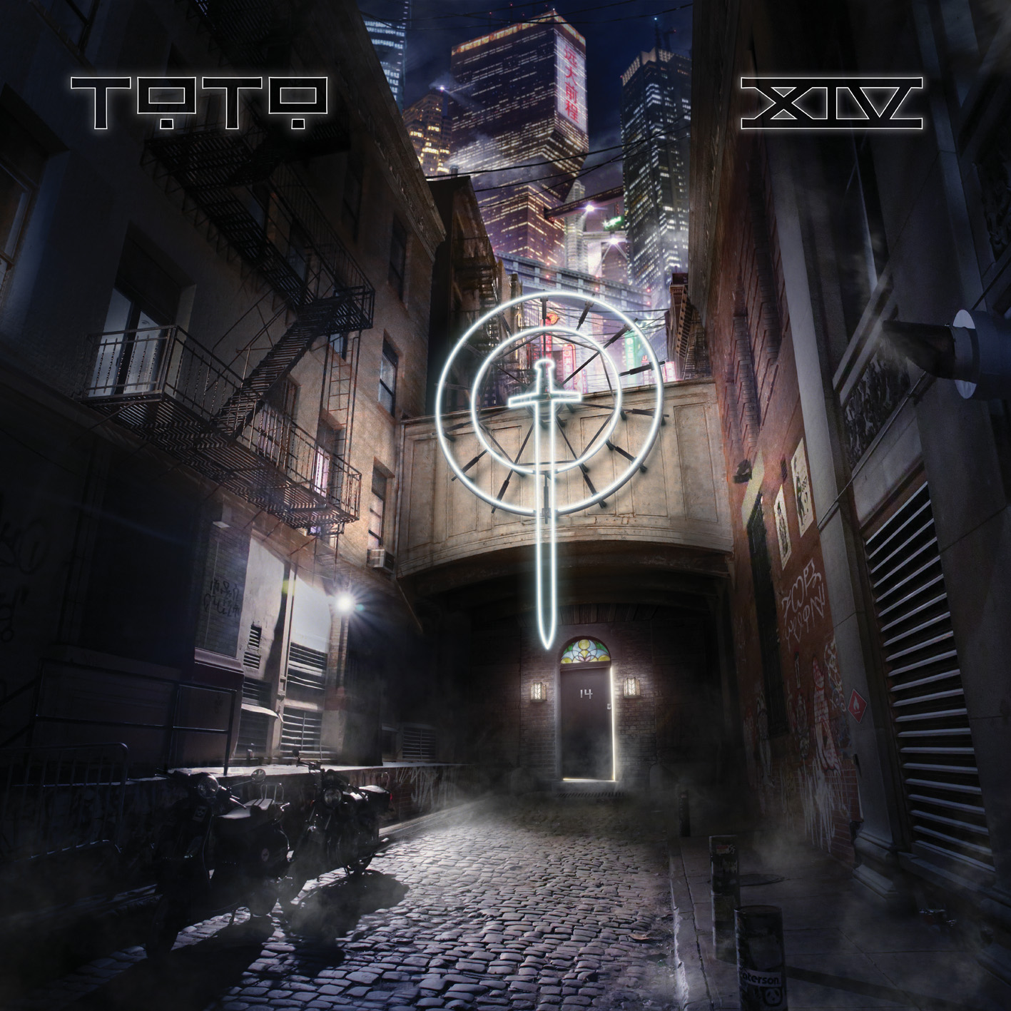 "Toto announce details of new studio album ""Toto XIV"""