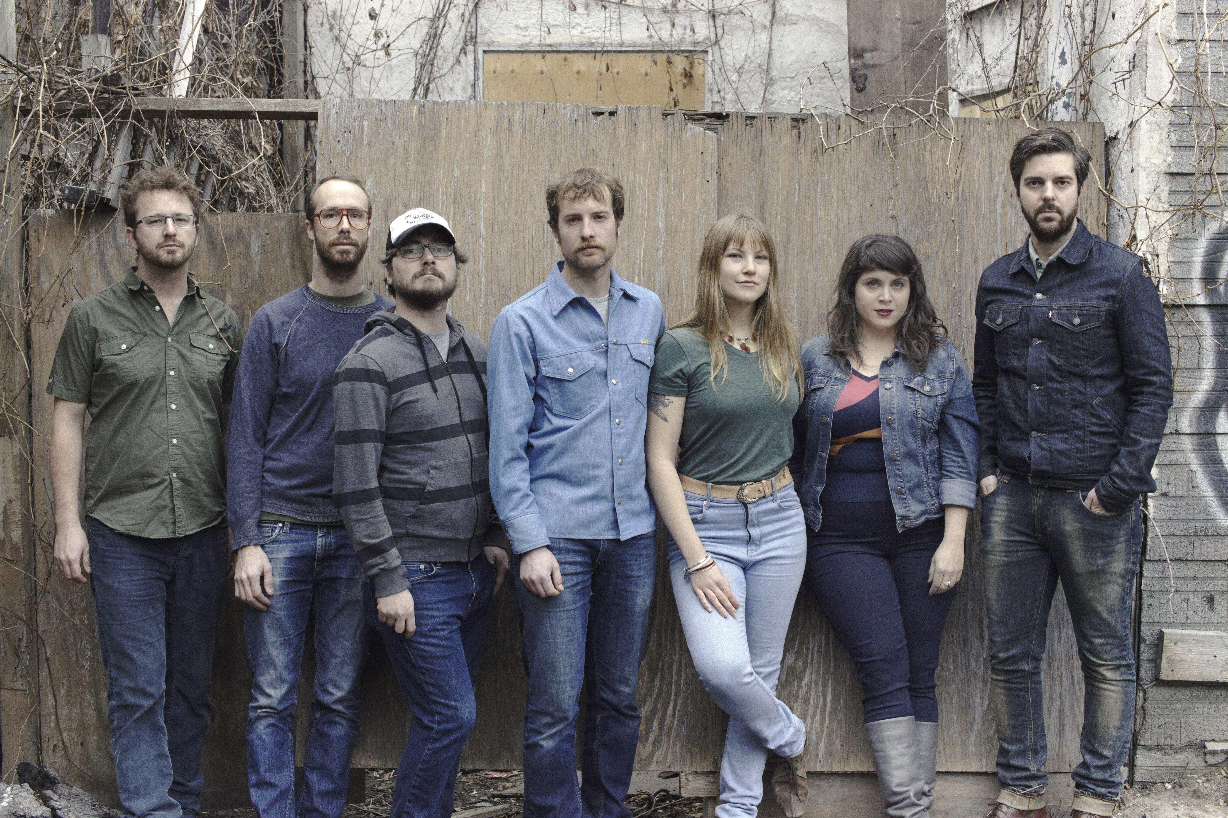 Introducing Canadian Band: Beams