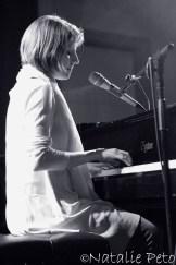 Markéta Irglová live in London photo © by Natalie Peto for rebelrebelmusic.com