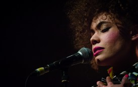 Live review and photos: Andreya Triana at the Village Underground in London