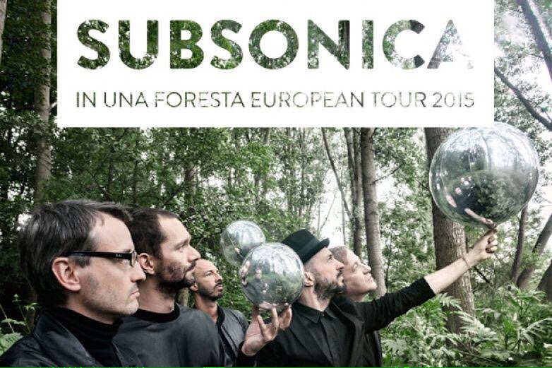 Subsonica European Tour lands in London this weekend!