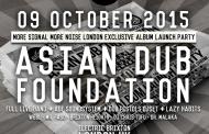 Asian Dub Foundation – Exclusive London Live Show 'More Signal More Noise' Album Launch Party