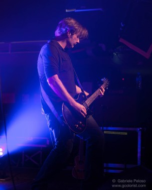 Gazpacho live in London - Photo copyright by Gabriele Peloso for rebelrebelmusic.com