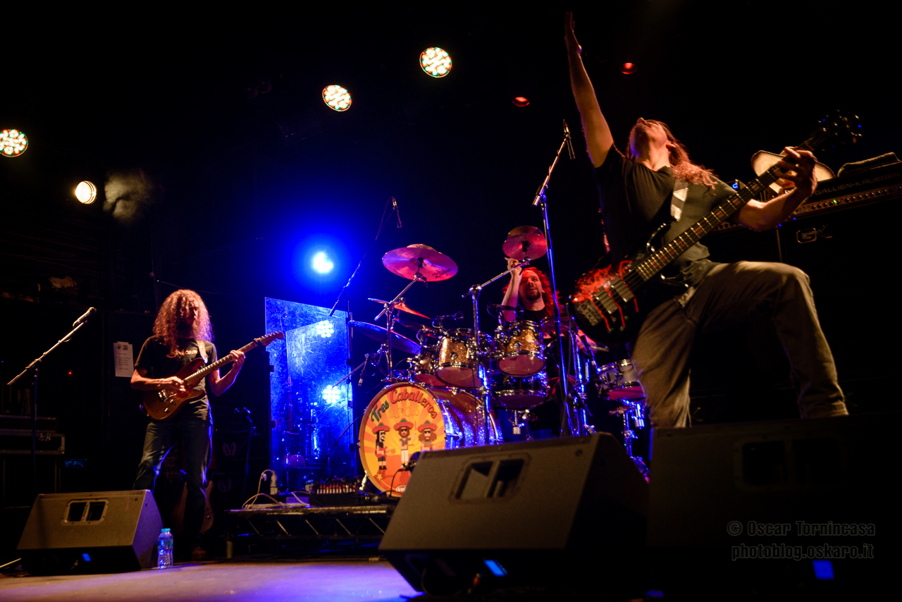 Live Review: The Aristocrats at Heaven in London